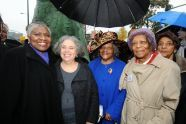 Swing Low, Harriet Tubman Memorial Sculpture Dedication