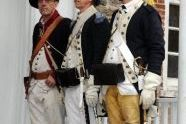 Washington's Evacuation Day Re-enactment