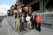 Riverside Park South Ribbon Cutting