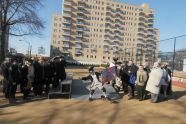 Washington Park Ribbon-Cutting, Dedication, Ground-Breaking Ceremony