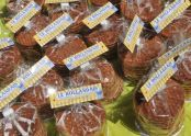 Dutch stroopwafels (cookies)