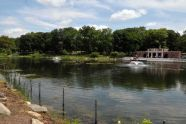 Crotona Park's Indian Lake