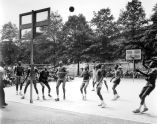 Basketball, Rucker League, Mount Morris