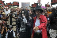 Michael Jackson 51st Birthday Party