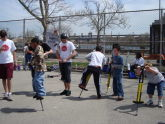 Pogo stick clinic