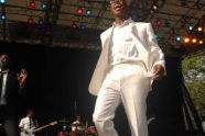Raphael Saadiq plays the SummerStage Mainstage