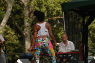 TK Wonder plays A Celebration of Giant Step's 20th Anniversary at SummerStage's Mainstage