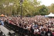 Public Enemy at SummerStage in Central Park