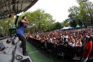 Mario at Central Park Summerstage