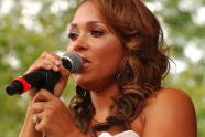 Tamia At Central Park Summerstage