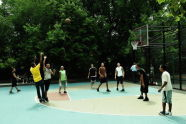 Court of Dreams at Raoul Wallenberg Playground