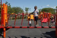 Playground Adventure at Robert Venable Park