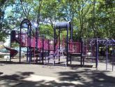 Charybdis Playground at Astoria Park