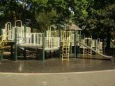 Playground at Bowne Park