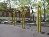 Anibal Aviles Playground Swings