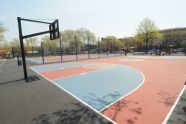 Basketball Court at Corona Golf Playground