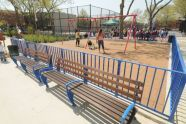 Corona Golf Playground Swings