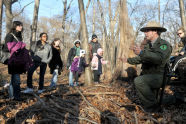 Urban Park Rangers' Wilderness Survival Program