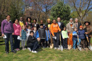 Wangari Maathai Memorial Tree Planting at Morningside Park