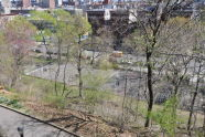 A View of the Courts at Morningside Park