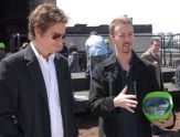 Actor Kevin Bacon and FHL Board of Directors Member/Actor Edward Norton