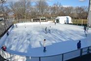 Ice Skating at Van Cortlandt Park