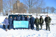 Snow Day at Crotona Park