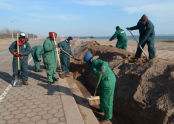 Repairing Midland Beach After the Storm