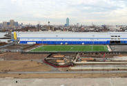 A Multipurpose Field at Bushwick Inlet Park