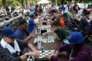 12th Annual Chess-in-the-Park Rapid Open