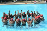 Senior Swim Kick-off 2012