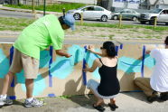 The Rockaway Painting Project Continues