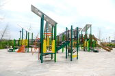 Beach 30th Street Playground is Reopened