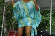 Recording artist Patti LaBelle performs at SummerStage