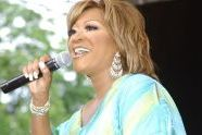 Patti LaBelle closeup