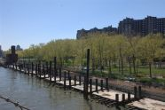 East River Park -  April