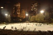 Ice Skating at Wollman Rink