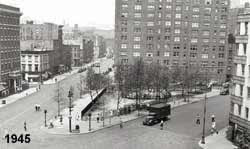 Image of Abingdon Square 1945