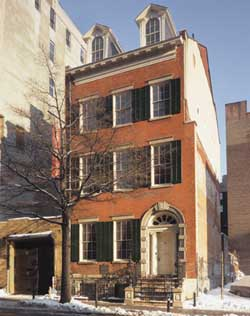 Historic Houses Nyc Parks