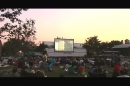 Cinema at Socrates Sculpture Park