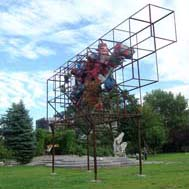 Socrates Sculpture Park, EAF 2011, Courtesy of Parks Art & Recreation