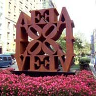 Robert Indiana, Love Wall