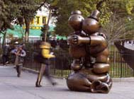 Tom Otterness, Tom Otterness on Broadway