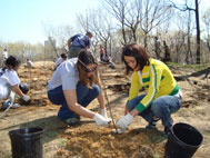 Natural Areas Volunteers