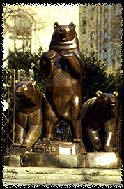 Photo of Group of Bears statue in Central Park