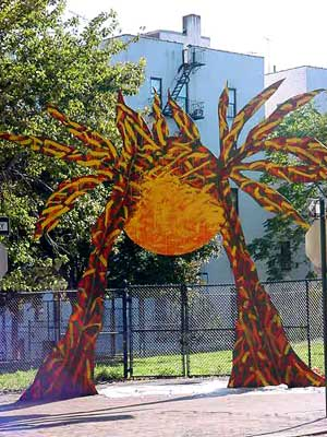 Photo of the Puerto Rican Sun, Fox Park
