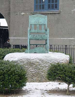 Photo of the Seat, Westchester Square