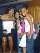 Patti LaBelle with children