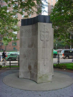 Image of Stuyvesant Post War Memorial