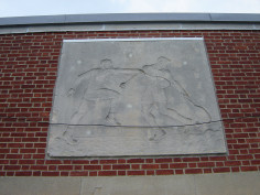 Image of Red Hook Stadium Reliefs
